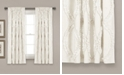 "Lush Decor Avon Ruffle 54"" x 63"" Single Curtain Panel"